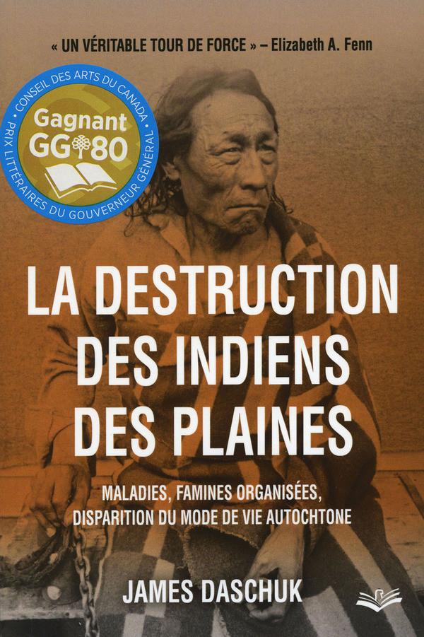 Destruction des indiens des plaines